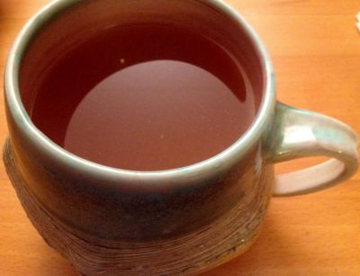 Congestion / cold / flu tea - livingwiththewebers.com